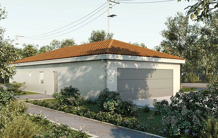Architectural Plans for an Accessory Dwelling Unit (ADU)