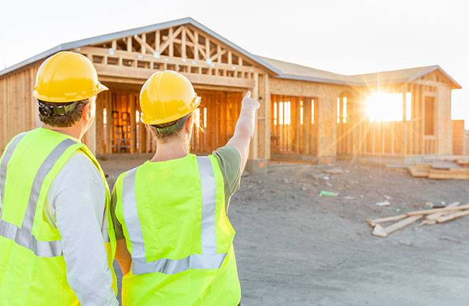 construction administration/management for a home rebuild after a wildfire in Santa Rosa, Sonoma County, California