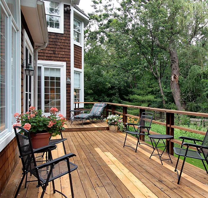 Rooftop Deck Remodels and Additions
