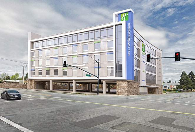Commercial Architect for a New Commercial Building