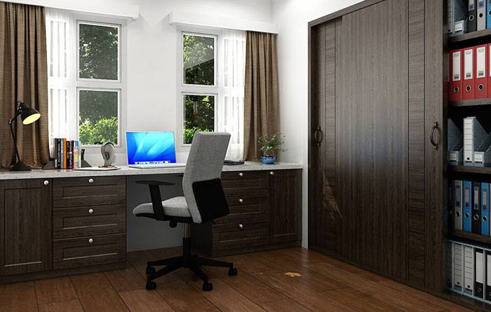 Accessory Dwelling Unit - With Workspace