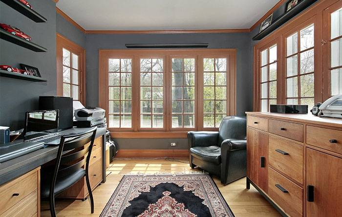 Home Remodel/ Home Addition - With Workspace