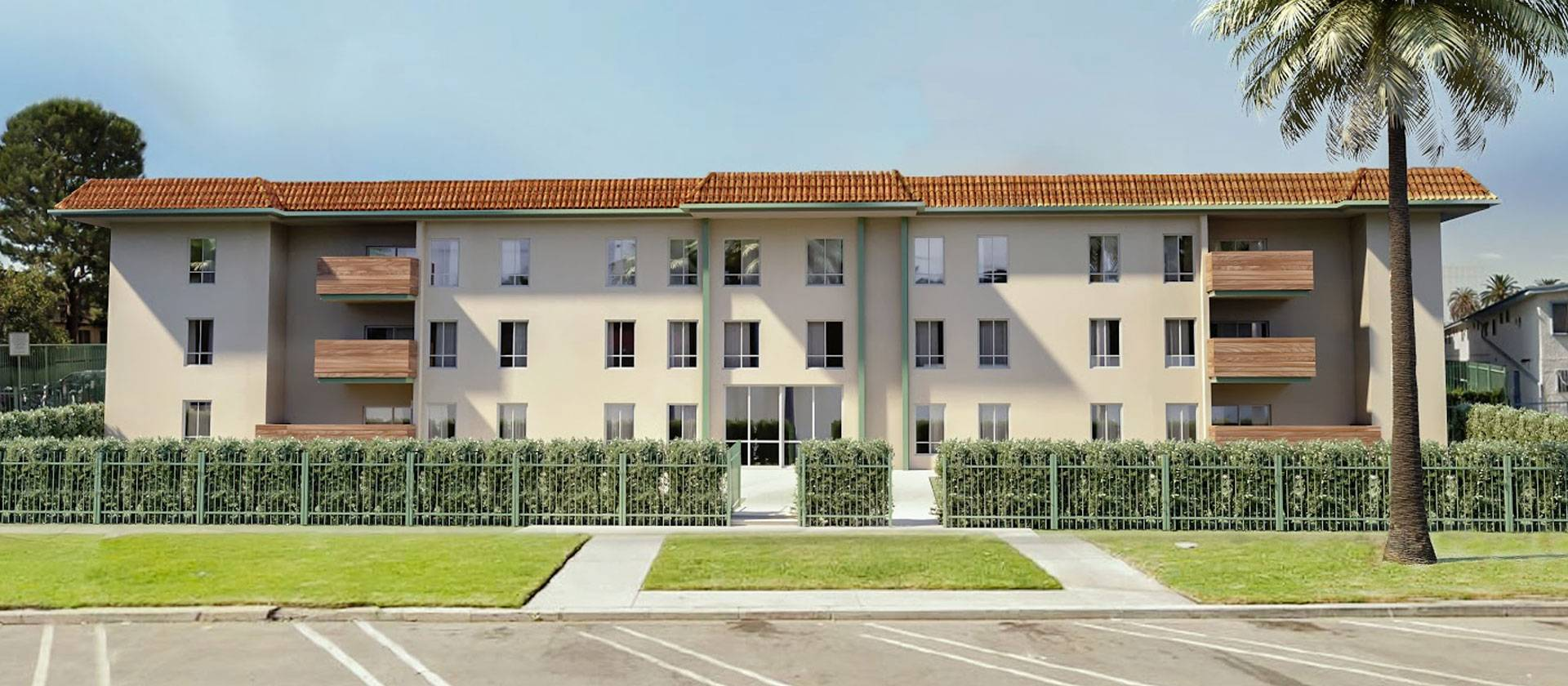 Apartments and Townhouses designed and engineered by Design Everest.