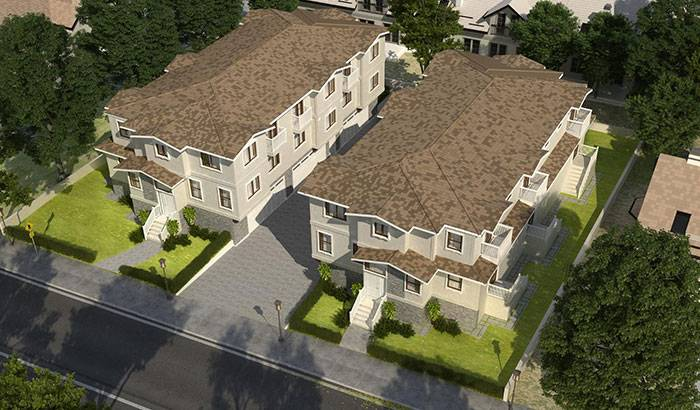 Structural Engineering for the new ground-up Townhouse in Sunnyvale, CA.