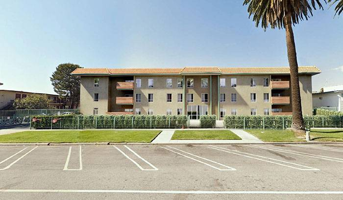 Soft Story Retrofit for an existing apartment complex at Los Angeles, CA.