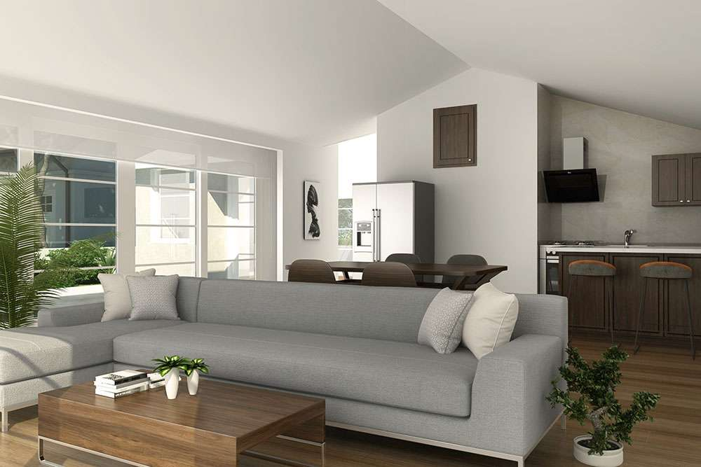 Garage Conversion to remodeling ADU Plans and Drawings in San Jose
