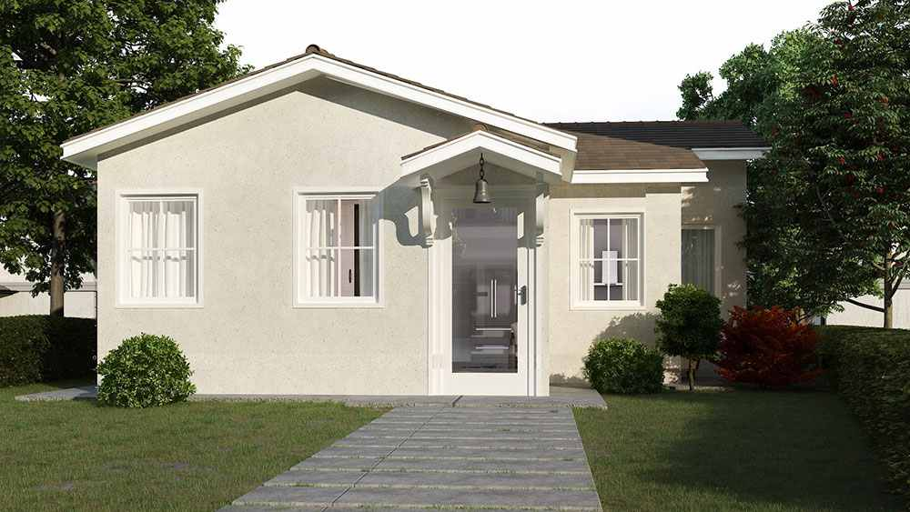 Architectural drawing and drafting of a custom home in San Jose