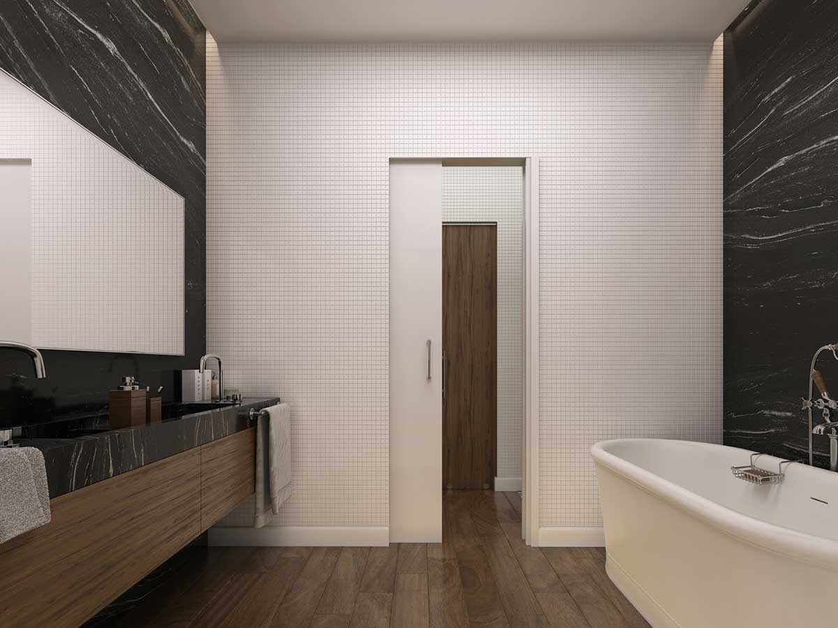 Architecture and Structural Engineering for a Kitchen and Bathroom remodel of a duplex condominium unit